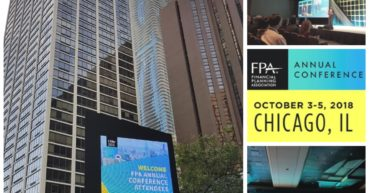 FPA Annual Conference Chicago 2018 - Financiële Planning